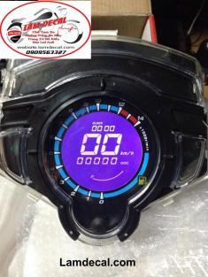 Đồng hồ điện tử exciter 2011