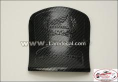 Ốp nắp xăng cacbon 3d airblade 2013