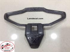 Ốp viền đồng hồ Airblade 2020 carbon
