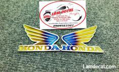 Tem nổi titan cánh chim Honda